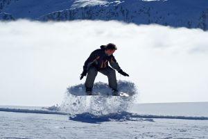 Shred, czyli jak mówią snowboardziści.