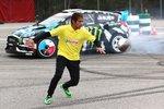 Dzisiaj premiera Castrol Footkhana: Neymar kontra Ken Block